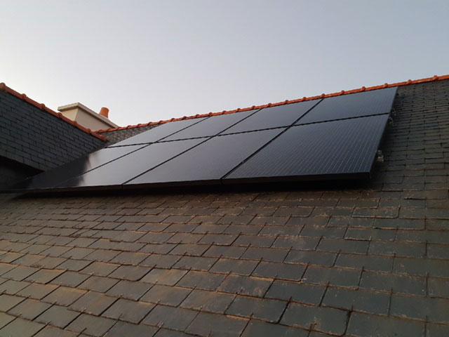 Maison Confort,Installation de panneaux solaires,Installation panneaux solaires