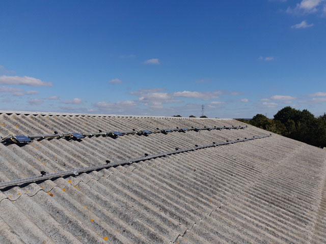 Panneaux solaires installé par Maison Confort