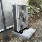 Installation d'une pompe à chaleur Air/Eau par Maison Confort 81,82,31