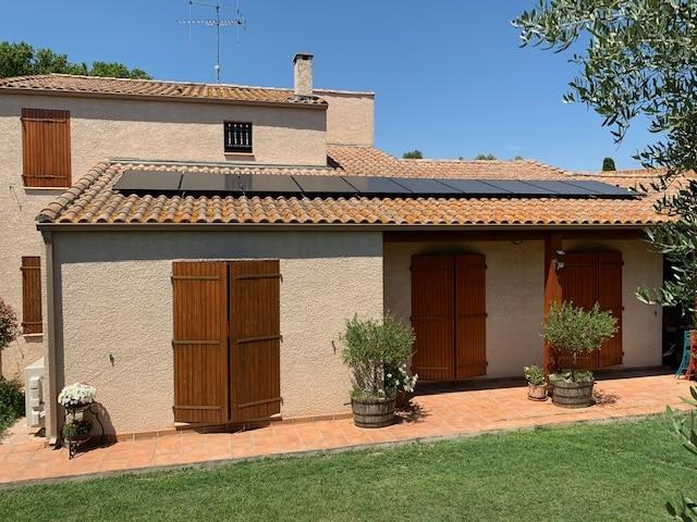 Devis et Installation panneaux solaires photovoltaïque Tarn, Maison Confort
