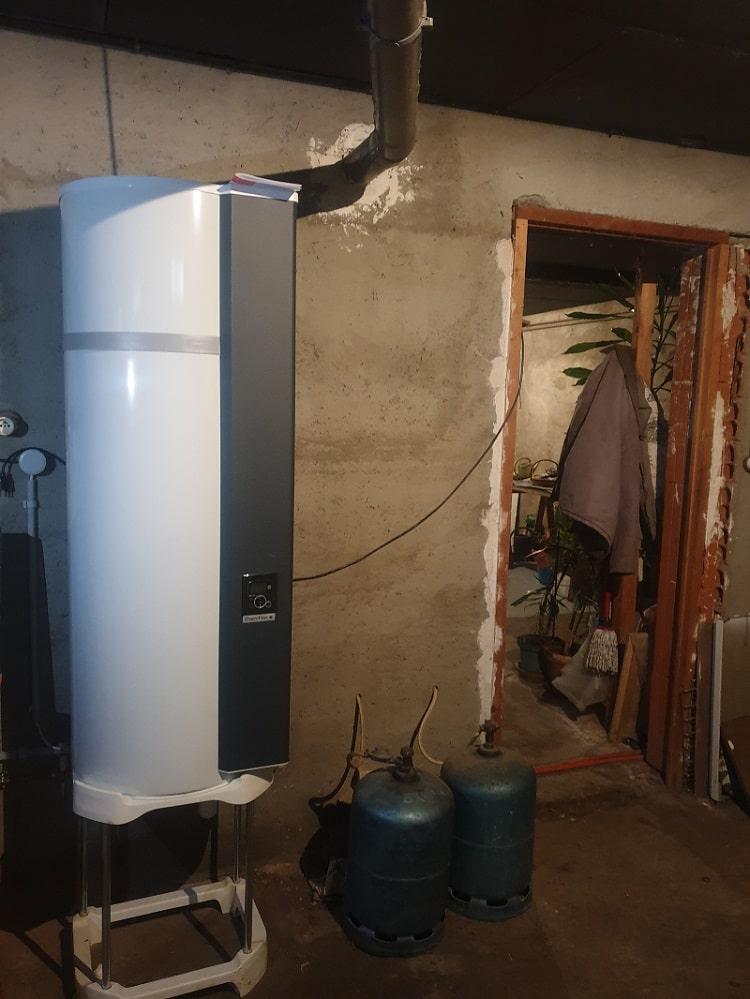 Installation chauffe-eau thermodynamique Grisolles Tarn et Garonne, 82