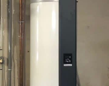 Chauffe-eau thermodynamique à Lacrouzette