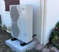 Pompe à chaleur (PAC) à Terssac 81
