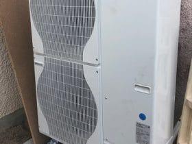 installation extérieure chauffe-eau thermodynamique à Albi